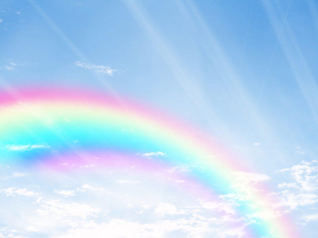 「虹の橋」ペットとお別れした時に・・・